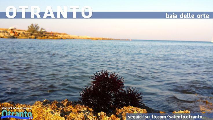 #Otranto... Baia delle Orte