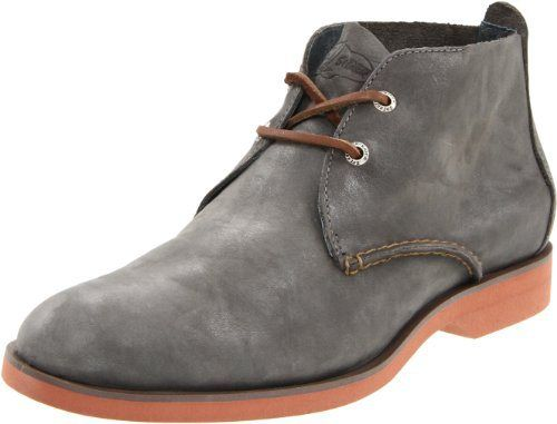 Sperry Top-Sider Men's Boat Desert Boot,Grey,11 M US - http://authenticboots.com/sperry-top-sider-mens-boat-desert-bootgrey11-m-us/