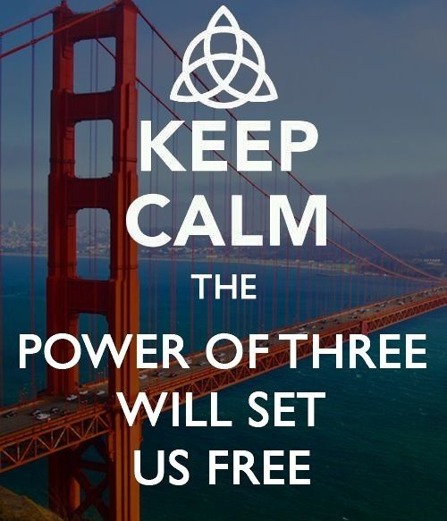 Charmed! #magic love this show <3 three sister witches in San Francisco, the power of three