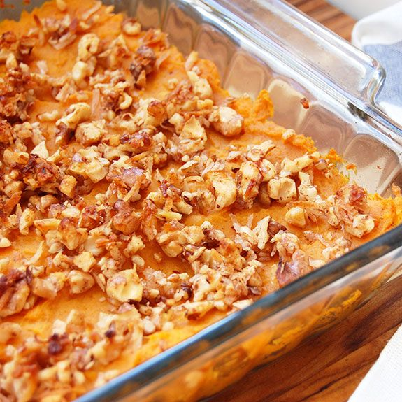 Sweet Potato Paleo Casserole- better than your grandma use to make (and so much healthier!)