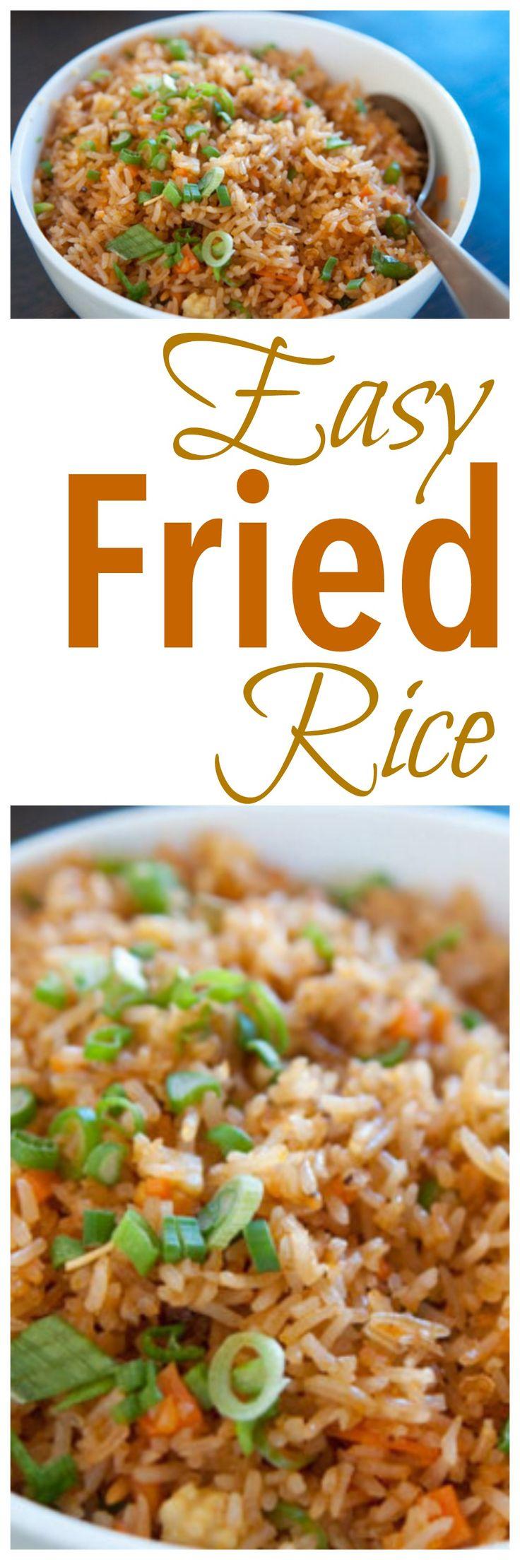21 Day Fix Easy Fried Rice #21dayfix #21dayfixfriedrice #21dayfixrice #friedrice #rice #cleaneating #cleaneatingfriedrice #cleaneatingrice