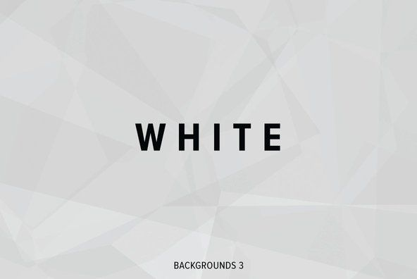 White Backgrounds 3 By Dotstudio on YouWorkForThem.