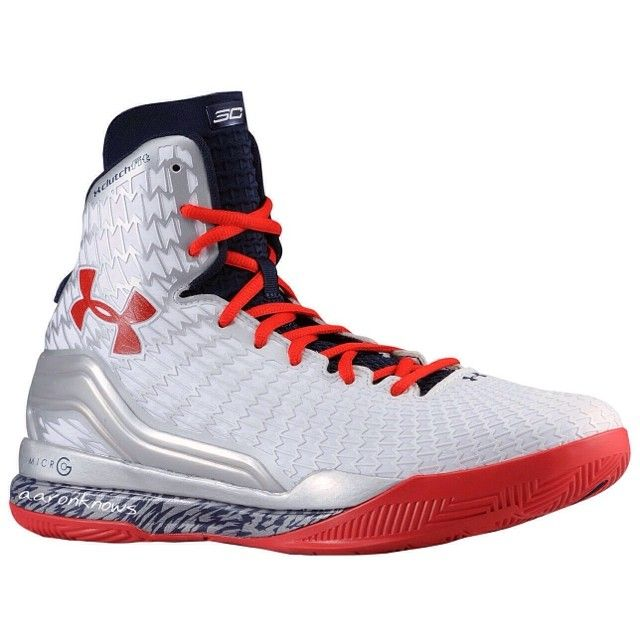 Under Armour Clutchfit Drive - USA BBall White