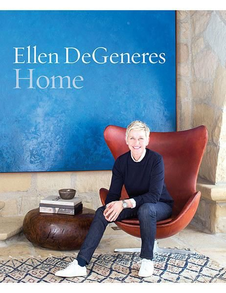 Ellen DeGeneres on Designing a Home