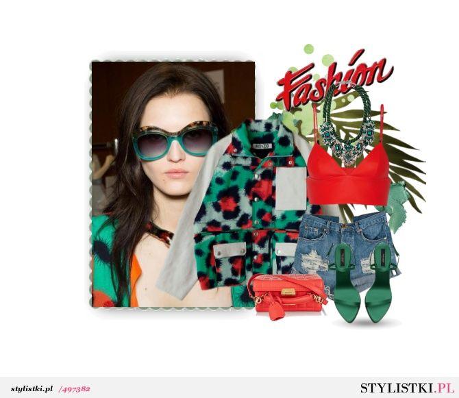 Crazy summer fashion - Stylistki.pl