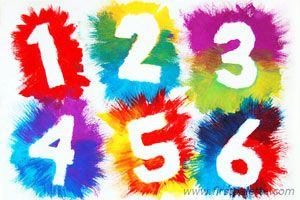 Exploding Numbers craft
