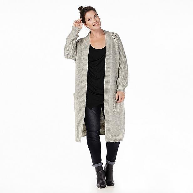 whkmp's GREAT LOOKS vest met ook een beetje Alpaca - mooi vest