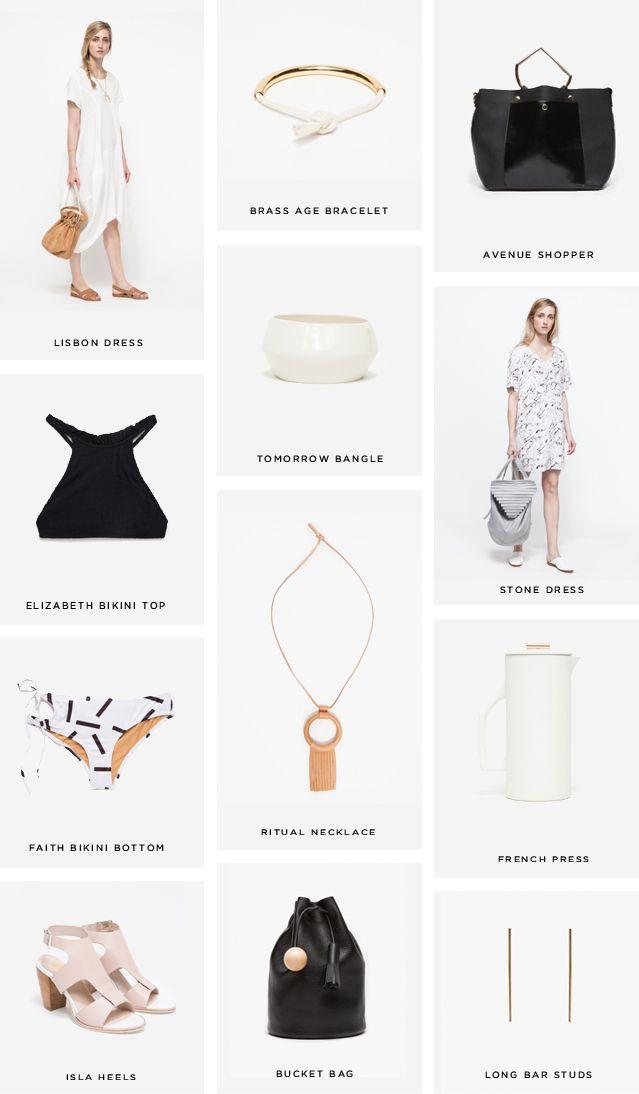 shop picks: need supply co. // sarah sherman samuel