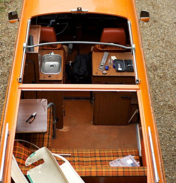 Westfalia interior westy pinterest int rieurs for Interieur westfalia t3