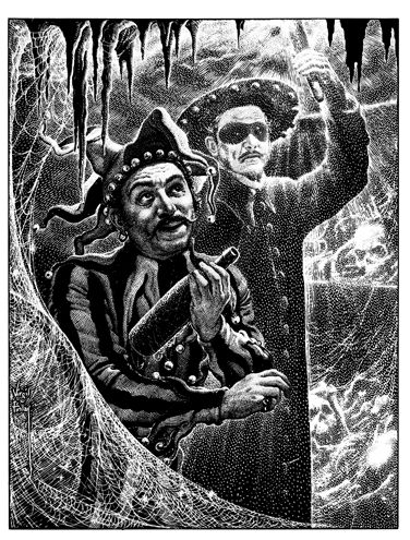 the theme of deception and revenge in the cask of amontillado a short story by edgar allan poe Editors of the short fiction of edgar allan poe: by the end of poe's story, montresor has gotten his revenge against unsuspecting fortunato who like the serpent intends to get revenge theme the cask of amontillado is a powerful tale of revenge.