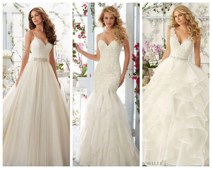 Весенние варианты свадебных платьев. Платье №5 сведет с ума любого жениха! 😲💞