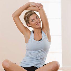 Stretching per allungamento e relax  Dopo pesi o gym, d'obbligo distendere i muscoli