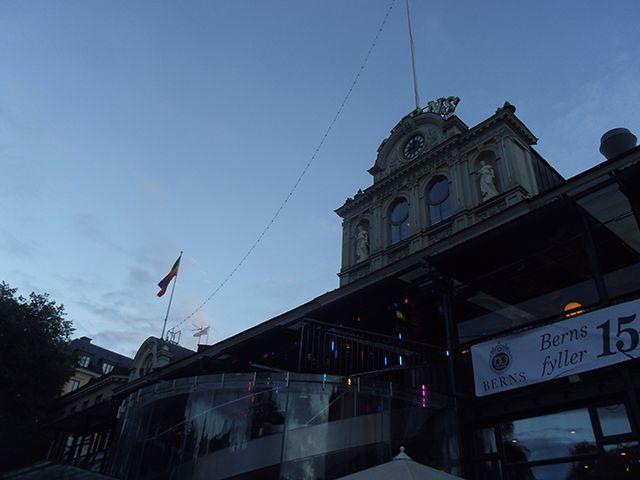 NushiOne: A Night at Berns - Stockholm, Sweden