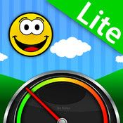 Too Noisy Lite - Anyone who has attempted to keep the noise levels under control of a group of youngsters will appreciate this simple, fun, engaging, & FREE app.