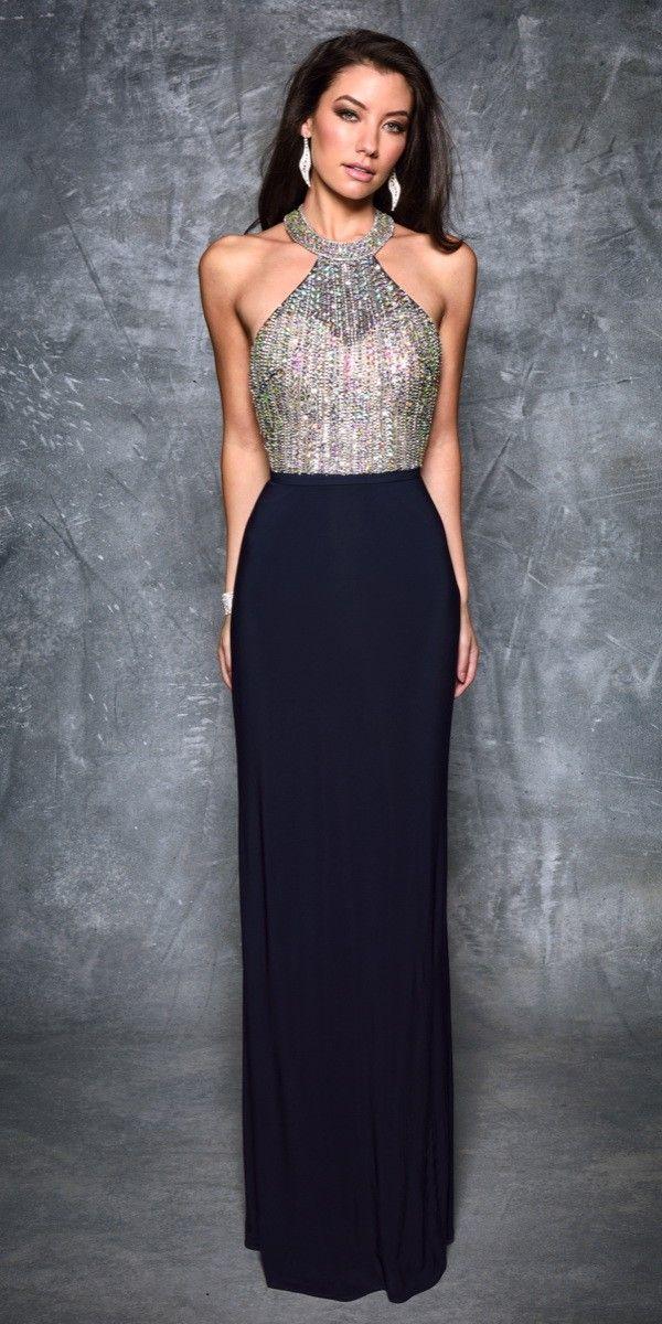 Long plain prom dresses | My Fashion dresses | Pinterest | Plain ...
