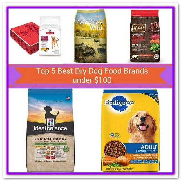 The Best Natural Dog Food Brands Natural Dog Food Brands Dog