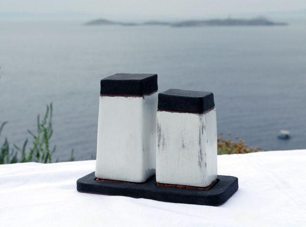 Salt & Pepper utensil by Michou Vasilis, via Behance