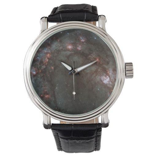 M83 Spiral galaxy wrist watch