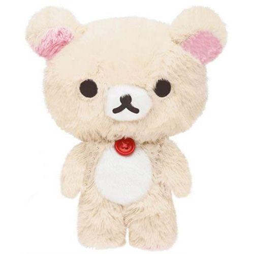 Rilakkuma white teddy bear plush toy by San-X
