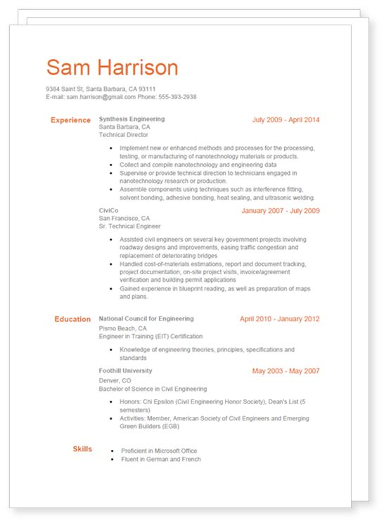 What Is A Good Free Resume Builder Blank Resume Template For High School  Students Httpjobresumesamplecom Smartresumewizard