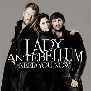 "Lady Antebellum...""time is a thief I would rob"""