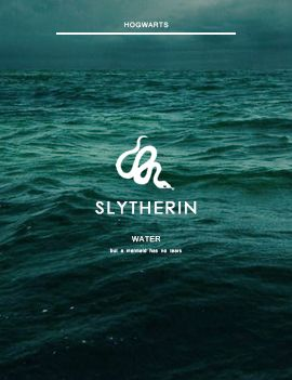 this is the story of how i died, oceanhunters:   The Hogwarts Houses    The Four...
