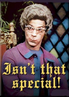 The Church Lady :) On Saturday Night Live! 1986-1990 character played by Dana Carvey was too Funny!
