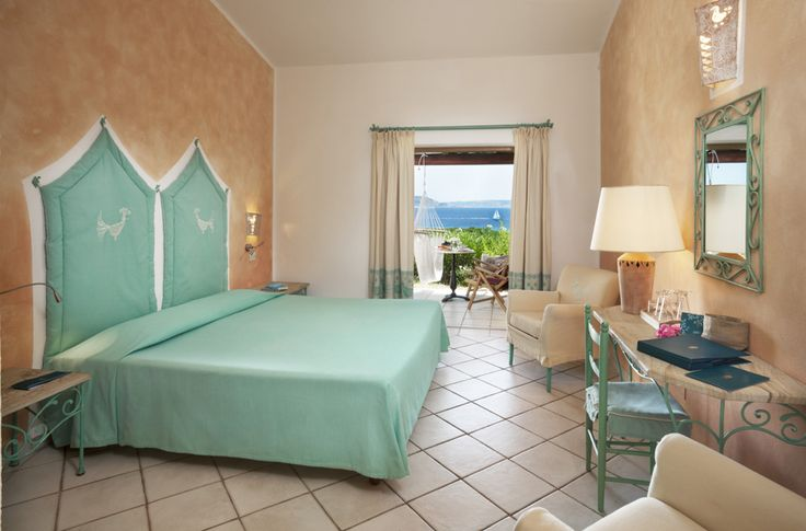 Resort Valle dell'Erica Thalasso & SPA*****, Sardegna  #interiordesign,#design #suite #room #holiday #vacanza #mare #holiday #summer