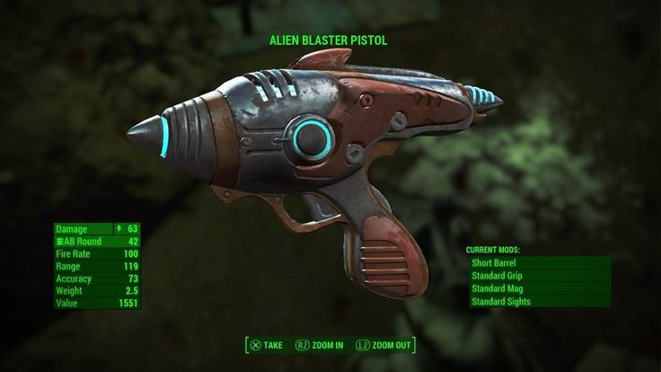 10 of Fallout 4's best weapons and where to find them