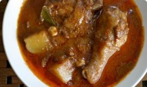 Recipe For  Thai Massaman Curry – Gaeng Matsaman