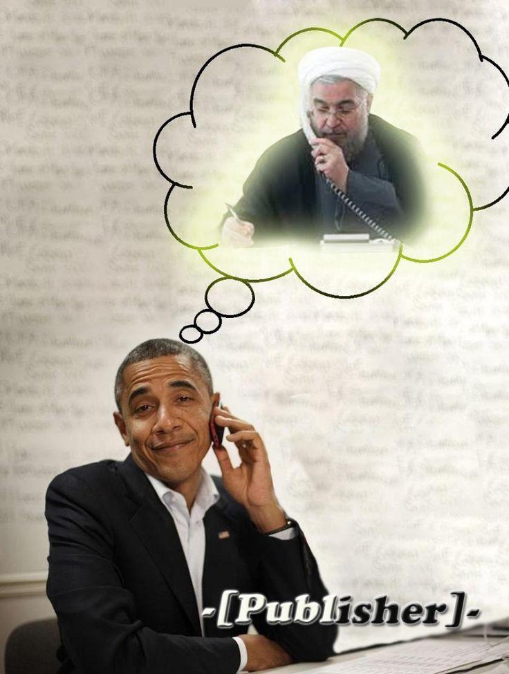 متن گفتگوی اوباماوروحانی