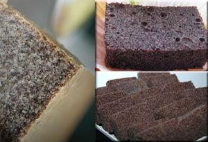 2 Resep Membuat Kue Bolu Ketan Hitam Spesial - Catatan Membuat Kue