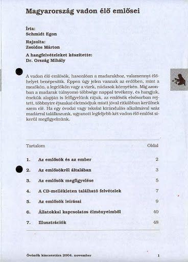 C6-6 - Magyarország vadon élő emlősei - Angela Lakatos - Picasa Webalbumok
