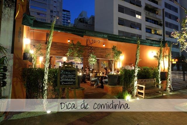 DICA DE COMIDINHA: ZENA CAFFÉ