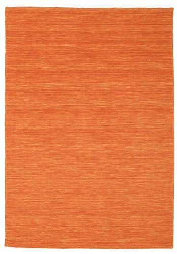 Kelim loom - Oranje tapijt CVD8809