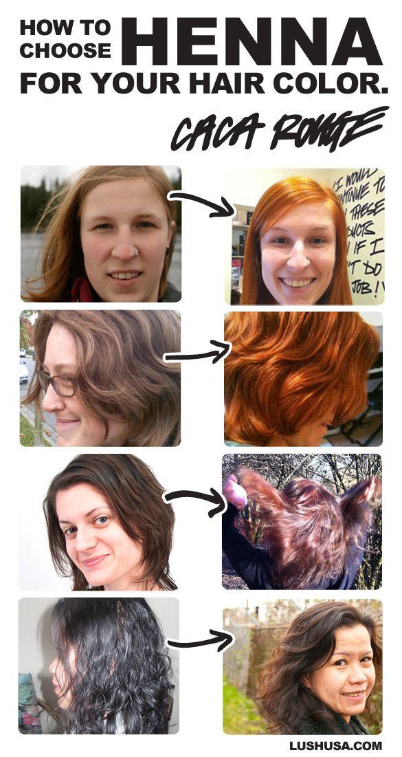 Best Henna Hair Color: 24 Best Lush Henna Hair Dye Images On Pinterest