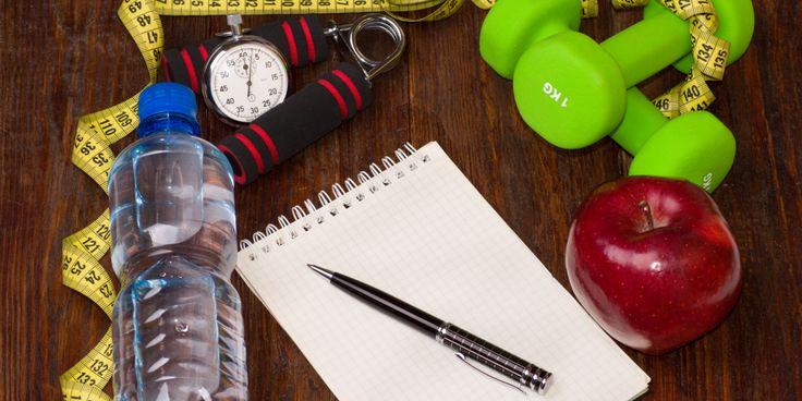 О том, как нужно худеть, написаны тонны литературы, а желающих сбросить вес меньше не становится. Что делать? Записывать!