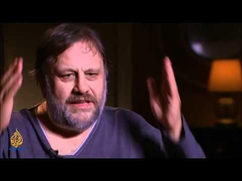 Interview with Al Jazeera - Slavoj Zizek.