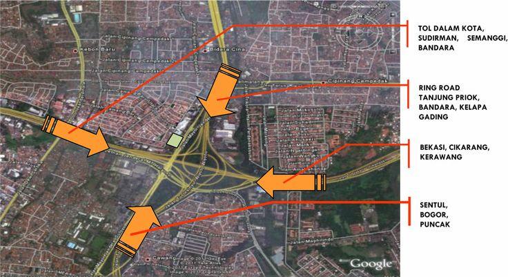 JL. D.I Panjaitan Kav 3-4, Jakarta Timur