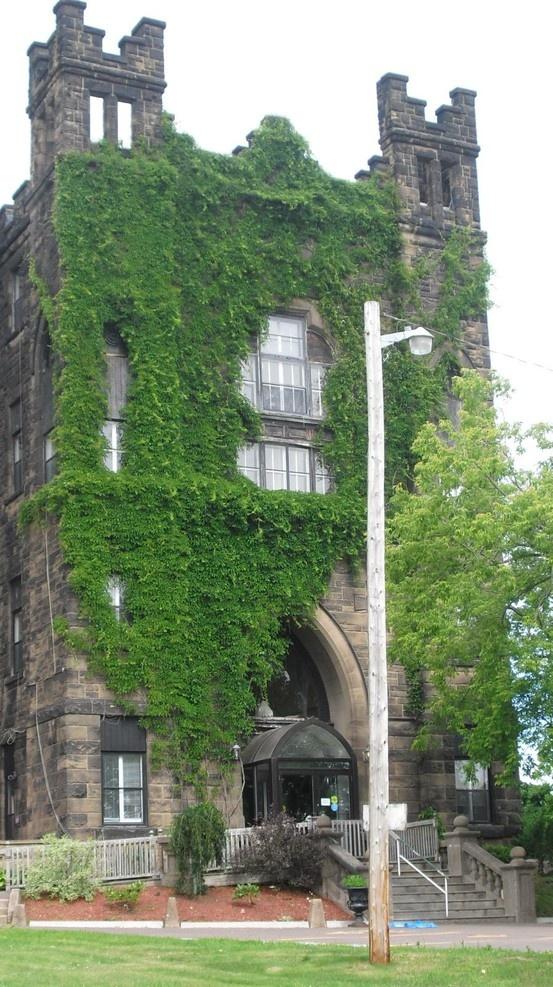 Castle Manor, Moncton, New Brunswick.