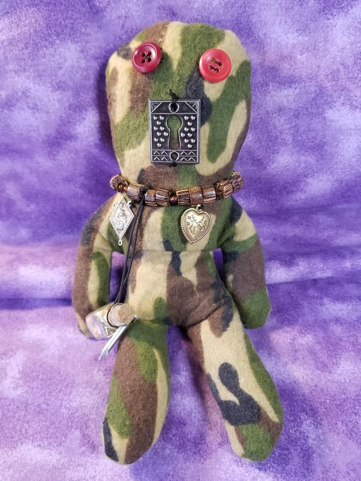 Voodoo Doll, Hide My Sin Voodoo Doll Spell, Witchcraft, Dark Magick, Gifts For Her, Gifts For Him, Voodoo, Custom Orders Welcome by CrowMagick on Etsy