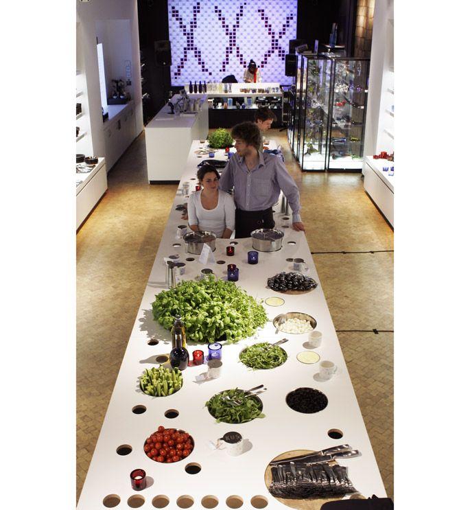 DUS Architects Amsterdam - MUG dinner