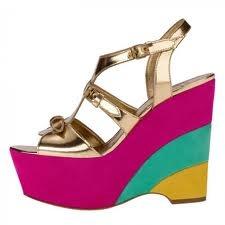 sandali colorati #summerbag #limoni