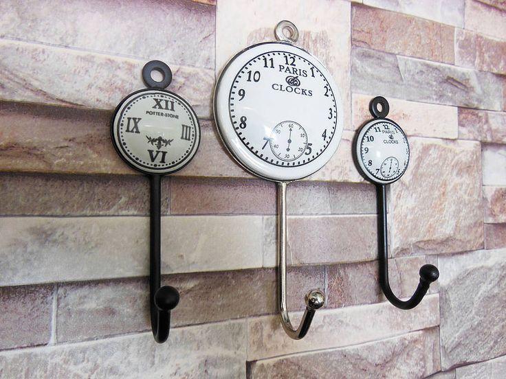 Paris And Potterstone Iron Coat Hooks
