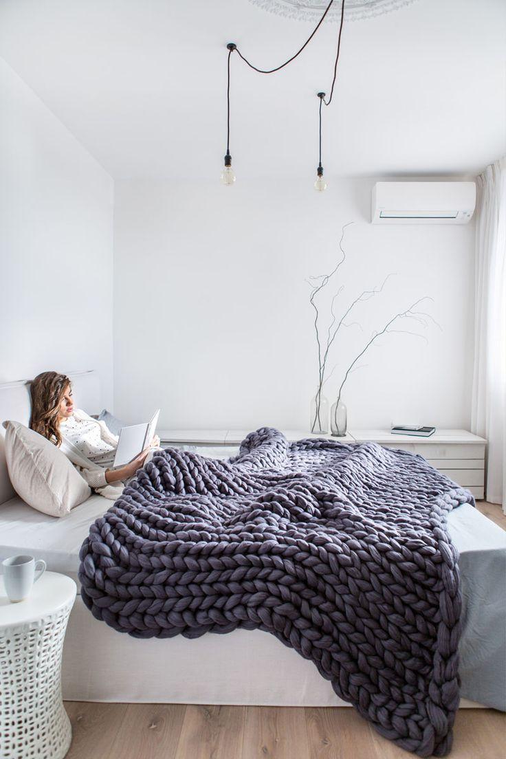 10 Key Features Of Scandinavian Interior Design // Cozy Textiles    Scandinavian  Design May Part 44