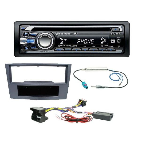 Sony MEX-BT3000 CD/MP3 Car stereo with built in Bluetooth AUX input - Car Audio Centre
