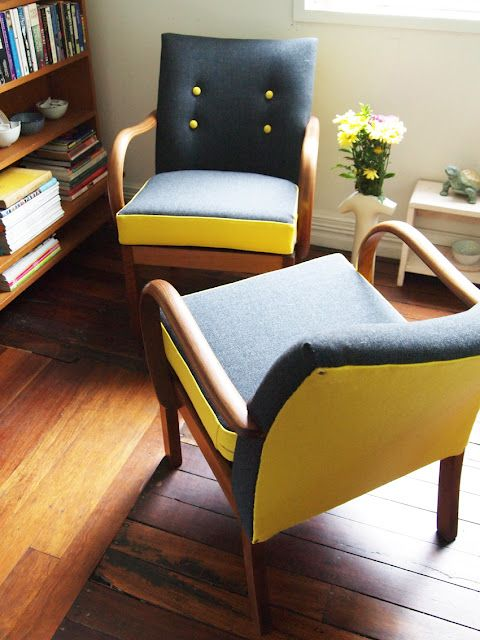 Parker Knoll 'Fireside' Chairs by Flourish and Blume.  Price: $950 each.  Email: flourishandblume@yahoo.com.au