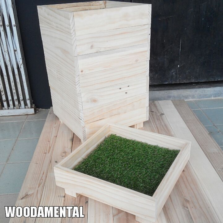 Ni Pun Dulang Hantaran Jugak. Dah Dapat Idea Lain Untuk Digunapakai Tak? PM Tepi Kalau Nak Tahu. To Order Whatsapp 0126276569. #woodamental #iamwoodmental #wood #kayupine #kayupallet #pallet #pinewood #pertukangankayu #kerjakayu #tukangkayu #woodworker #woodwork #reclaimedwood #furniture #dulanghantaran #signboard #cabinet #stool #shelf #counter #table #tabletop #carpentery #carpenter #hipster #sayajual #woodworkersofinstagram #nakmurahbuatsendiri #inisampahadenilaiadepaham…