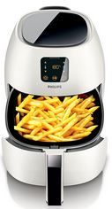 Philips XL Airfryer, HD9240/34 The Original Airfryer, Fry Healthy with 75% Less Fat, White with deep discounted price online today.