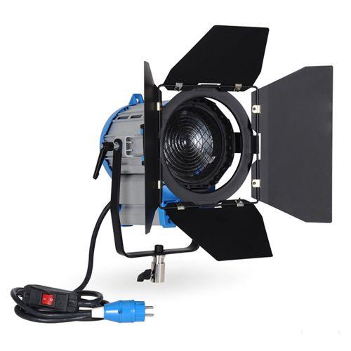 Галогеновый осветитель NiceFoto SP-300 с линзой френеля